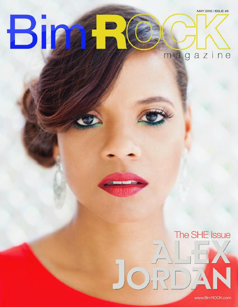 BimROCK Magazine Issue #6 SHE