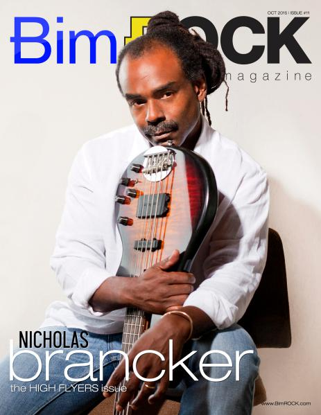 BimROCK Magazine Issue #11 High Flyers