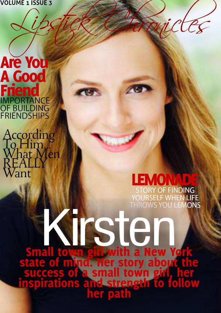 Volume 1 Issue 3 - April 2015