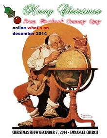 Westbank Country Opry December 2014