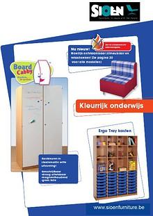 Conen - Meubilair voor het onderwijs - Sioen Furniture