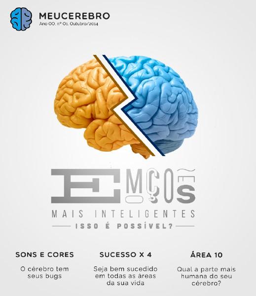 Revista meucerebro Ano 00, Nº 01, Outubro/2014