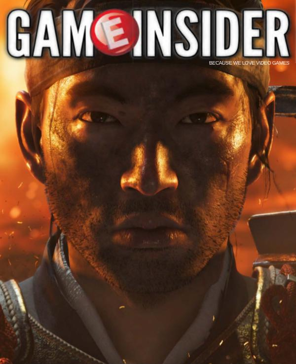 Game Insider - Ghost of Tsushima Game Insider - Ghost of Tsushima
