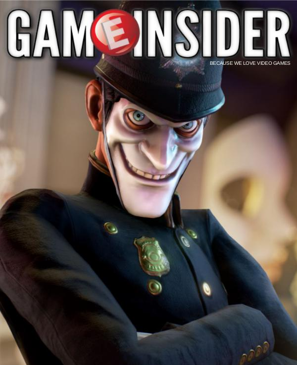 Game Insider Game Insider We Happy Few Cover Issue