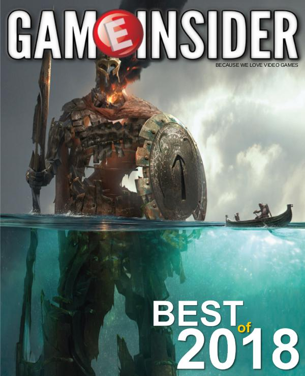 Game Insider - Best of 2018 Game Insider Best of 2018