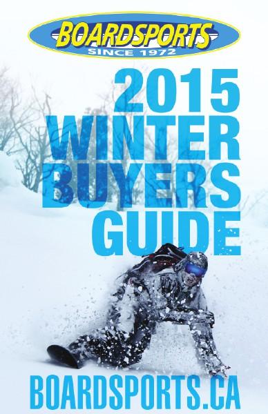 Winter Buyers Guide 2015