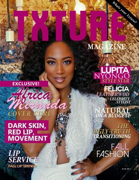 TXTURE magazine Issue #1