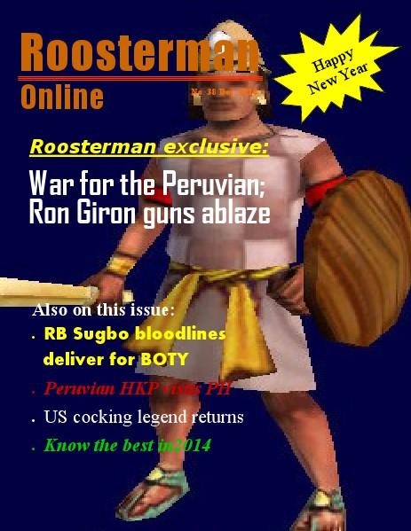 Roosterman Roosterman 38