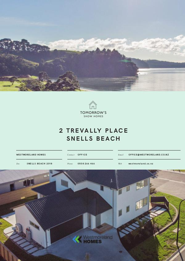 2 Trevally Place, Snells Beach