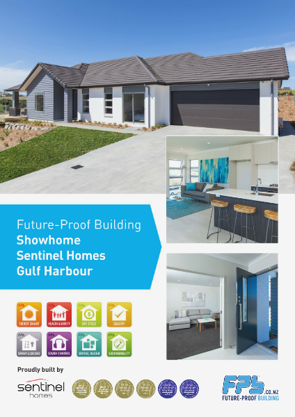Gulf Harbour Showhome built by Sentinel Homes