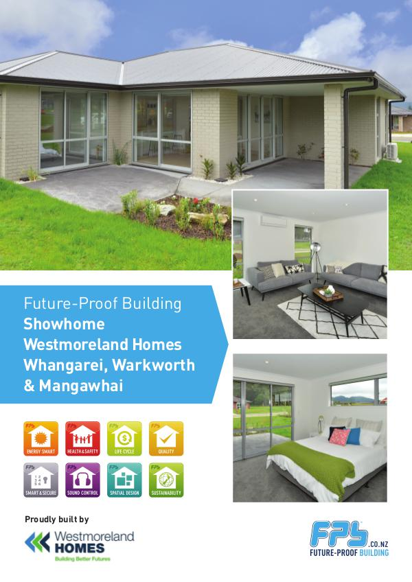 Whangarei Showhome built by Westmoreland Homes