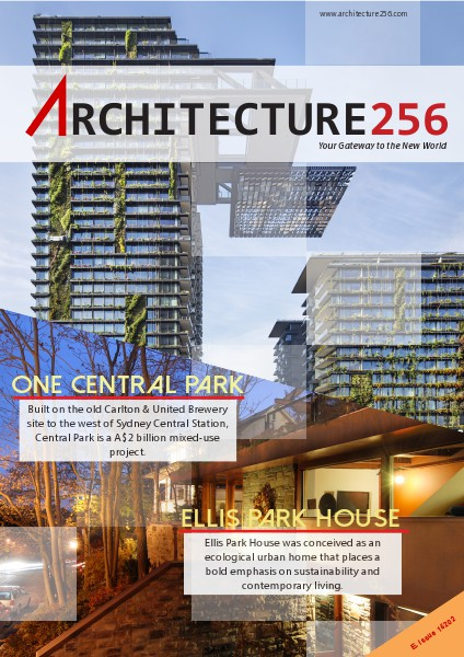 ARCHITECTURE256 MAGAZINE E-ISSUE 15202