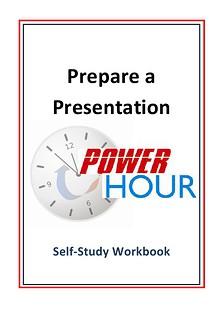 Self-Study Workbooks