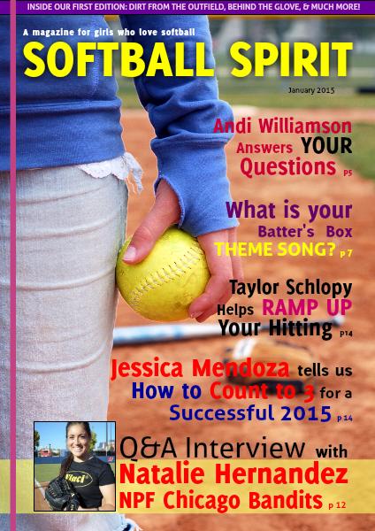 Softball Spirit Magazine 1
