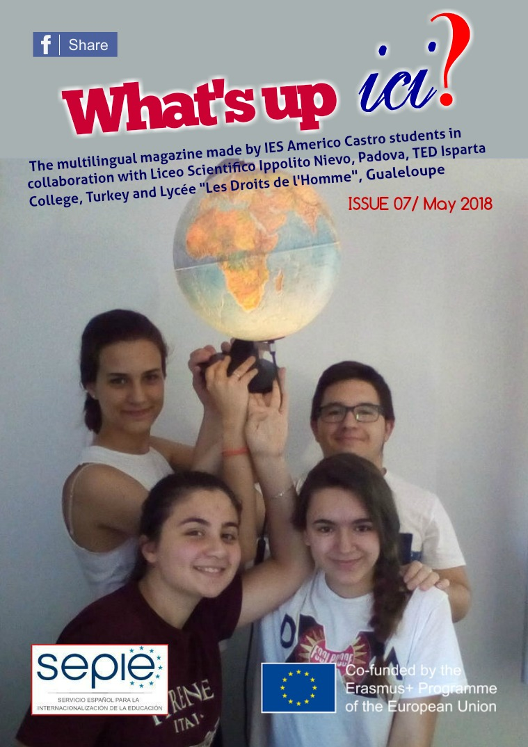 What's up ici? Issue 7