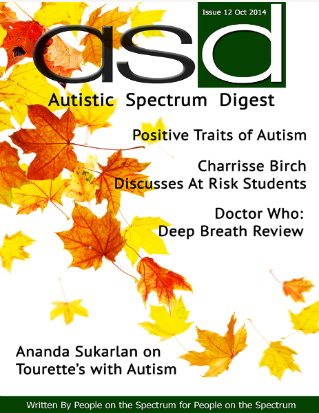 Issue 12, October 2014