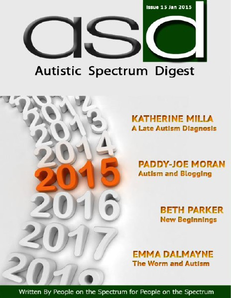 Issue 15, January 2015