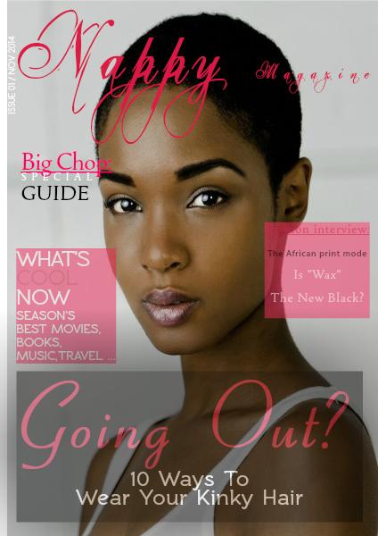 Nappy Magazine Nov 2014