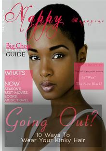Nappy Magazine
