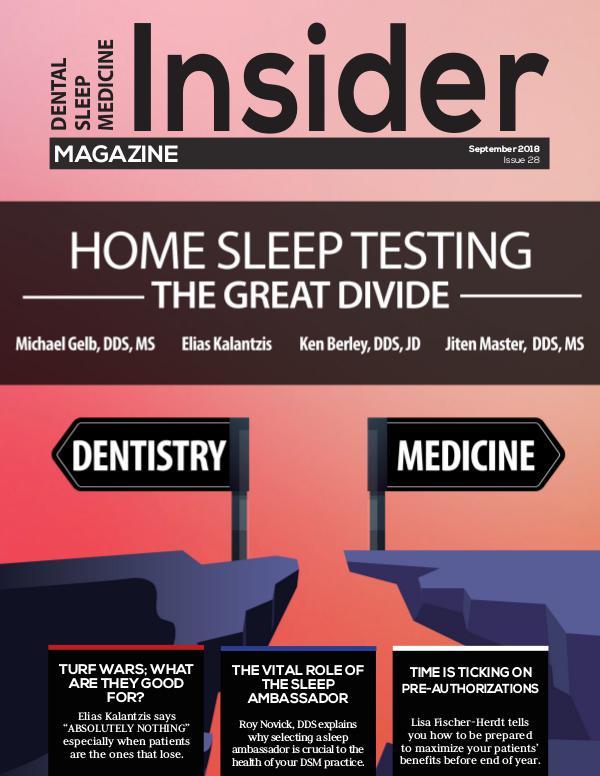 September 2018 DSM Insider 28