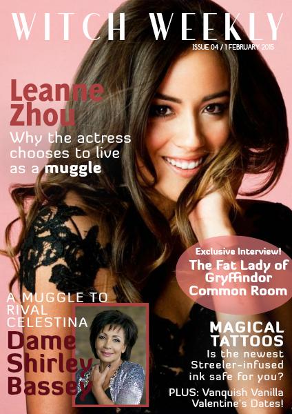 Witch Weekly Magazine February 2015