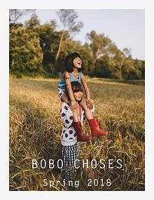 Bobo Choses SS18 Shopping Guide