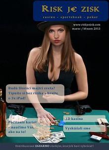 RISK J€ ZISK - eGaming Magazine - december / prosinec 2010