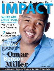 IMPACT the Magazine IMPACT August 2011