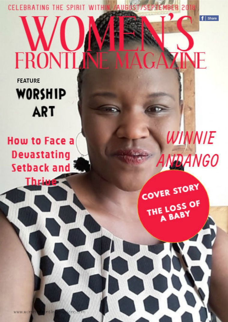 WOMEN'S FRONTLINE MAGAZINE ISSUE August/September 2018