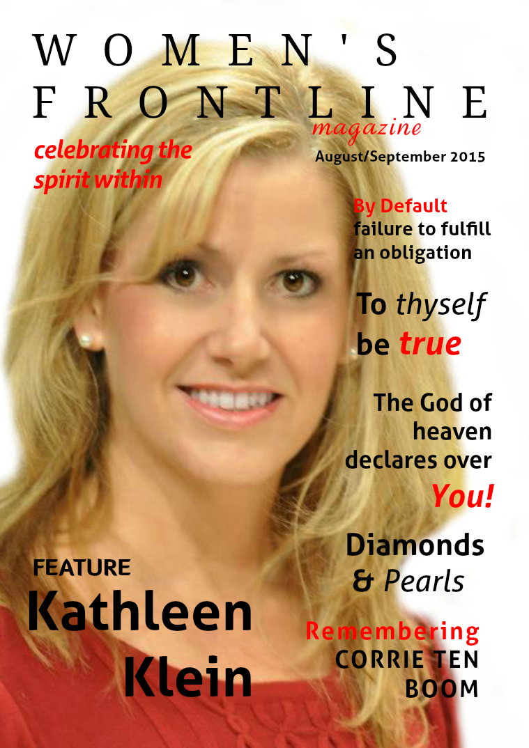 Issue nr 12 August/September 2015