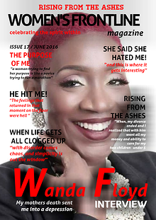 WOMEN'S FRONTLINE MAGAZINE ISSUE