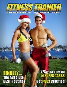 Fitness Trainer Magazine Nov/Dec 2012