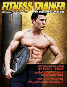 Fitness Trainer Magazine Jan/Feb 2013