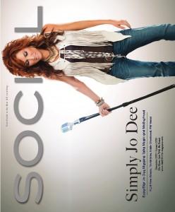 SOCIAL Magazine December 2012 / January 2013