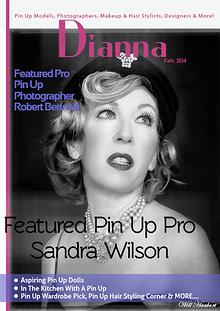 Dianna Prince Magazine