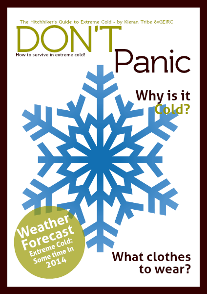 The Hitchhiker's Guide to Extreme Cold Homework