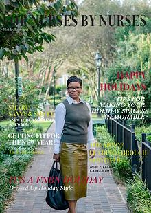 For Nurses By Nurses Holiday Issue 2016