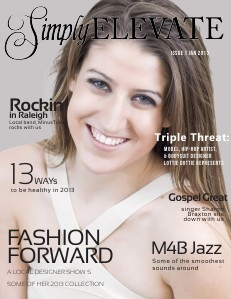 Simply Elevate Issue 1 January 2013