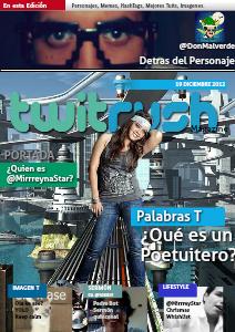TwitRush Piloto 15 Diciembre 2012