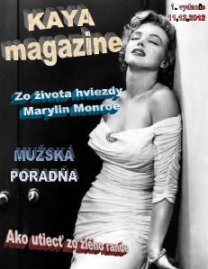 KAYA magazine issue 1.