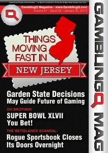 GamblingQ Mag - Issue #2 January. 2013.