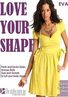 Life-Styler:  Love Your Shape Eva