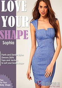 Life-Styler:  Love Your Shape Sophia