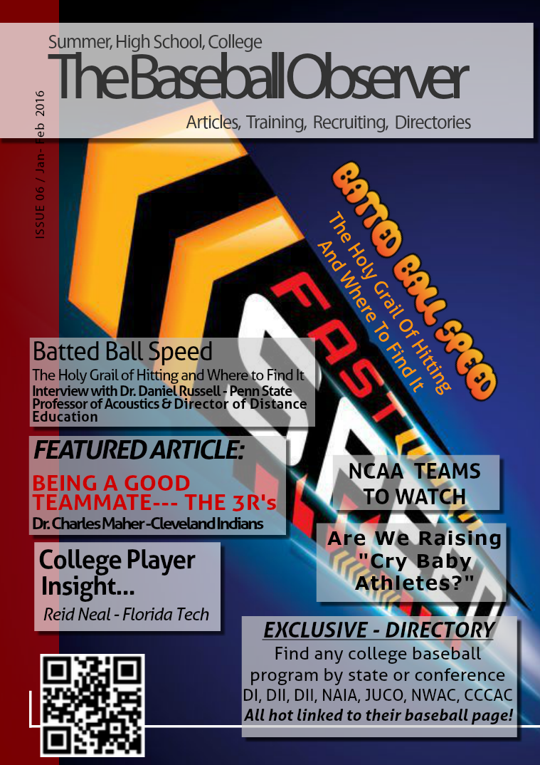 The Baseball Observer Jan-Feb 2016 vol 6