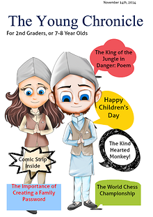 The Young Chronicle: For 2nd Graders