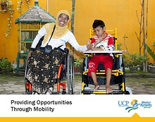 UCP Wheels for Humanity Donor Book - Indonesia
