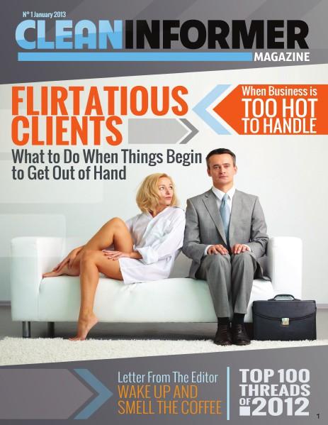 Clean Informer Magazine 001