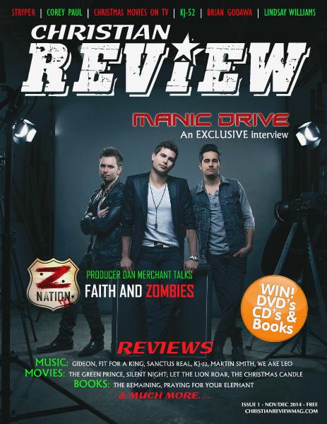 Christian Review Magazine Issue 1 - Nov/Dec 2014