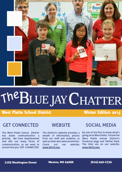 The Blue Jay Chatter Winter 2015