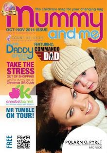 Mummy and Me Magazine August 2014